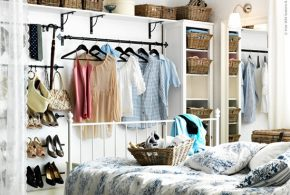 Inspiring Ideas to Arrange your Wardrobe