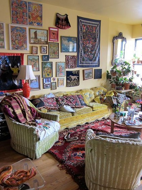 The Long And Short Of Decorating Your Room In Bohemian