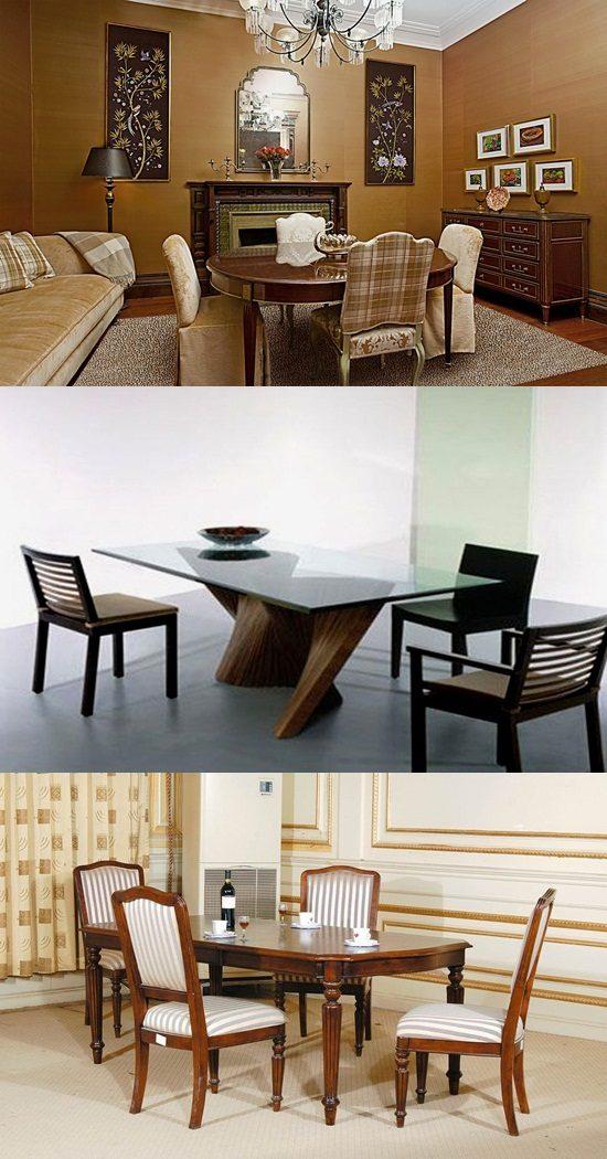 4 Amazing Ideas for Decorating Your Dining Room Interior design