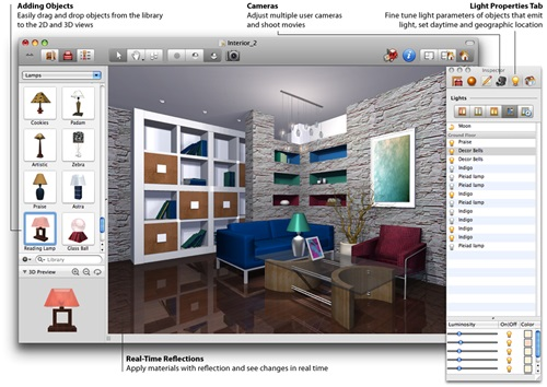 5 cool programs to help you design your home interior design Home remodeling software