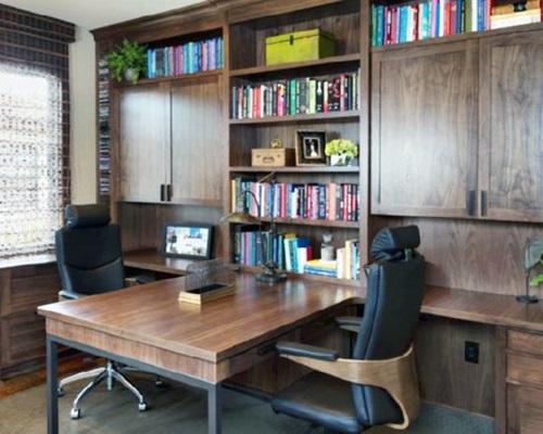 5 Unique Small Modern Home Office Design Ideas