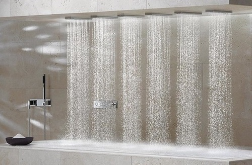 7 Impressive Shower Head Designs for a relaxing Bathroom