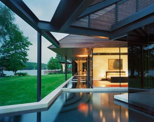 Breathtaking Glass House Designs for Ultimate Relaxation