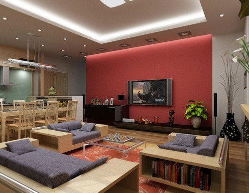 Breathtaking Modern Living Room Designs
