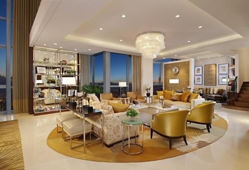 Breathtaking Modern Living Room Designs