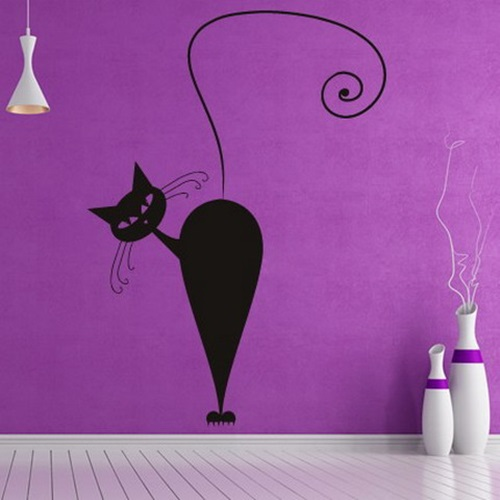 Cat Inspired Home Decorating Ideas