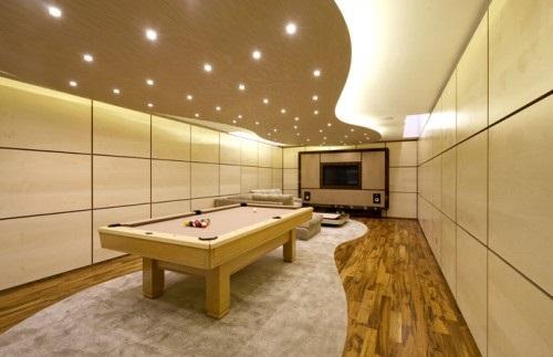 Cool Billiard Room Design Ideas