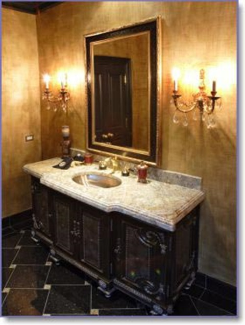 Creative bathroom vanity design ideas interior design for Bathroom vanities design ideas