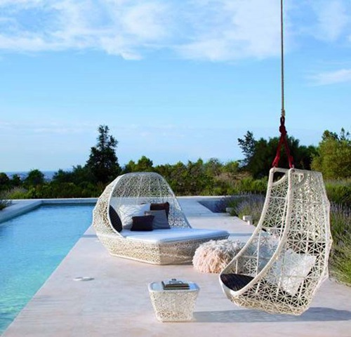 Creative Outdoor Furniture Design Ideas