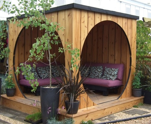 creative outdoor furniture design ideas - Garden Furniture Design Ideas