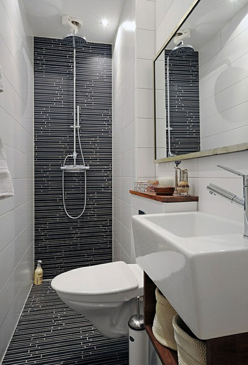 ... Creative Small Bathroom Makeover Ideas On Budget ...