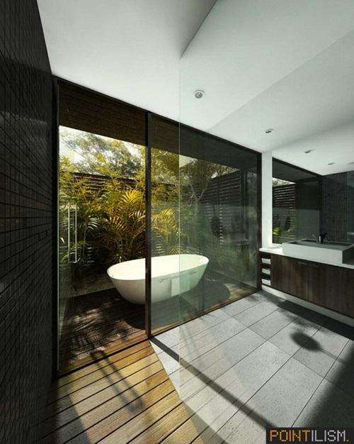 Creative Small Bathroom Makeover Ideas on Budget