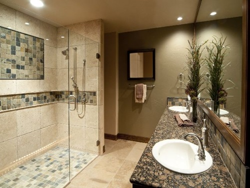 contemporary small bathrooms makeover bathroom makeovers on a