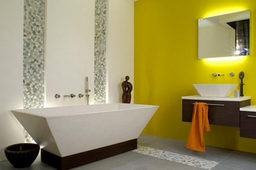 Creative Small Bathroom Makeover Ideas on Budget - Interior design