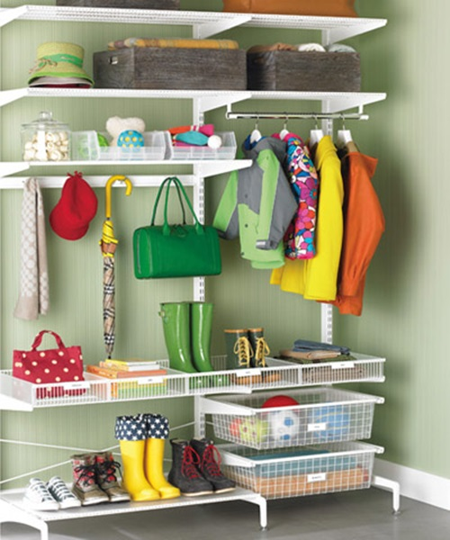 Creative Tips to Organize your Entryway