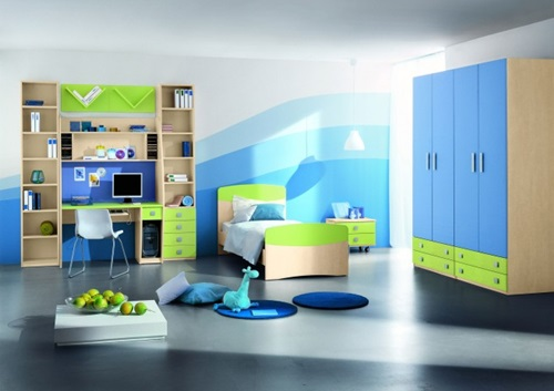 Creative Ways to Add Fun to Your Kids Bedroom