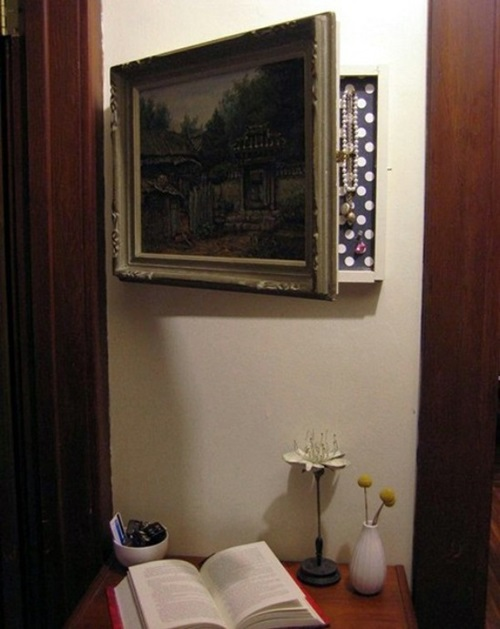 Creative Ways to Hide the Eyesores and Holes on Your Walls