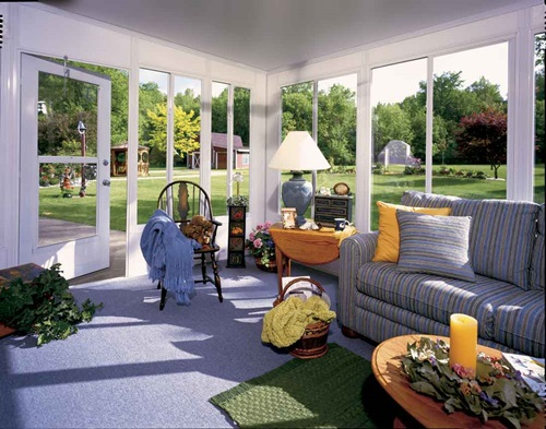 Fabulous Sunroom Decorating Ideas