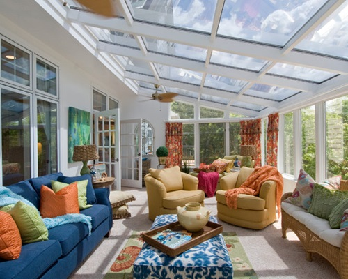 fabulous sunroom decorating ideas interior design