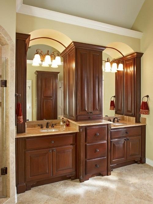 Functional Storage Tricks for a Clean and Sleek Bathroom