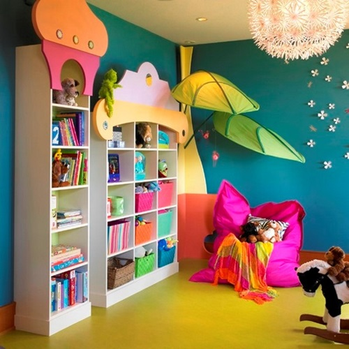 Functional and Decorative Kids Room Seating Options