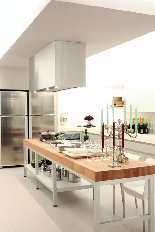 Futuristic refrigerator Designs for Ultramodern Homes