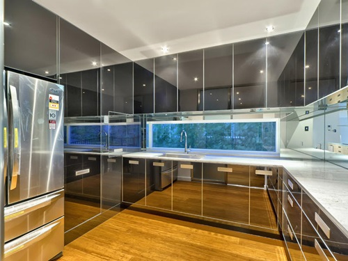 futuristic refrigerator designs for ultramodern homes - interior