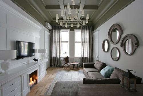 High-End Masculine Furniture Design Ideas