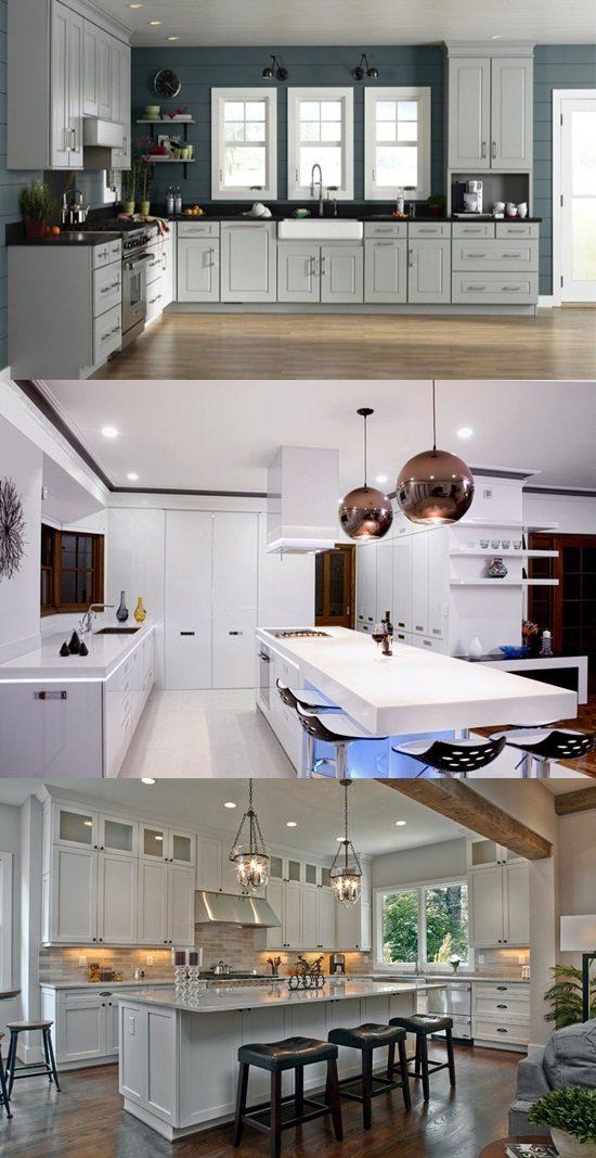 Kitchen Cabinet Interior Design: Important Factors To Choose The Best Kitchen Cabinet