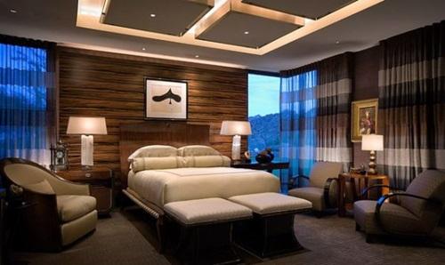 Impressive False Ceiling Designs with Accent Lights