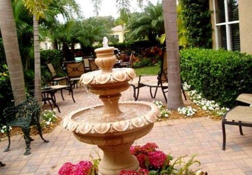 Impressive Handmade Outdoor Fountain Design Ideas