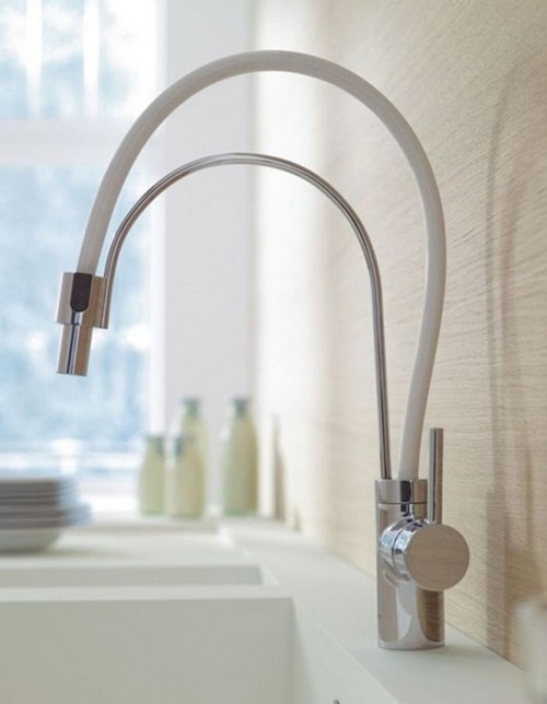 Innovative Kitchen Sink and Faucet Designs for Modern