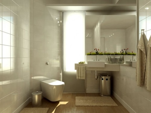 Innovative Small Bathroom Décor Ideas