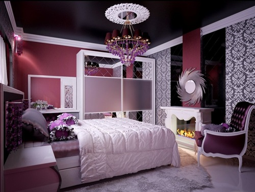 Inspiring Modern Teen Girl Bedroom Decorating Ideas Interior Design. 25+ ... Part 92