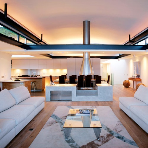 Interactive Home Lighting Options to Change the Rooms Mood
