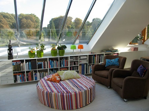 Modern Home Library Design interesting home library designs for modern homes - interior design