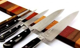 Interesting Knife Design Ideas for Practical Kitchens
