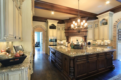 Luxurious Traditional English Kitchen Design Ideas ...