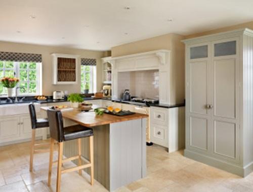 Luxurious Traditional English Kitchen Design Ideas