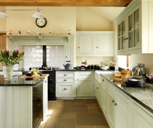 English Kitchen Design: Luxurious Traditional English Kitchen Design Ideas