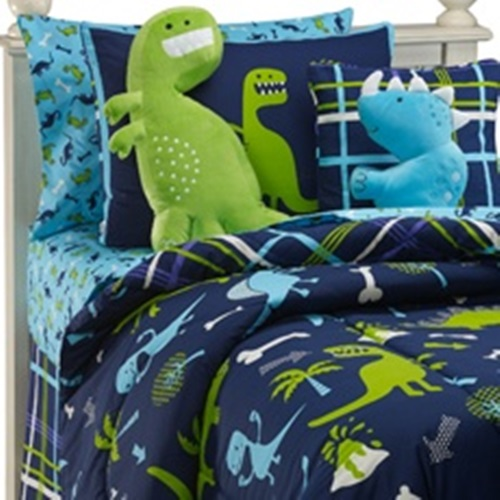 Magical Kids Room With A Dinosaur Theme Interior Design