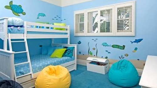 Sea-Themed Furniture for your Kids Bedroom