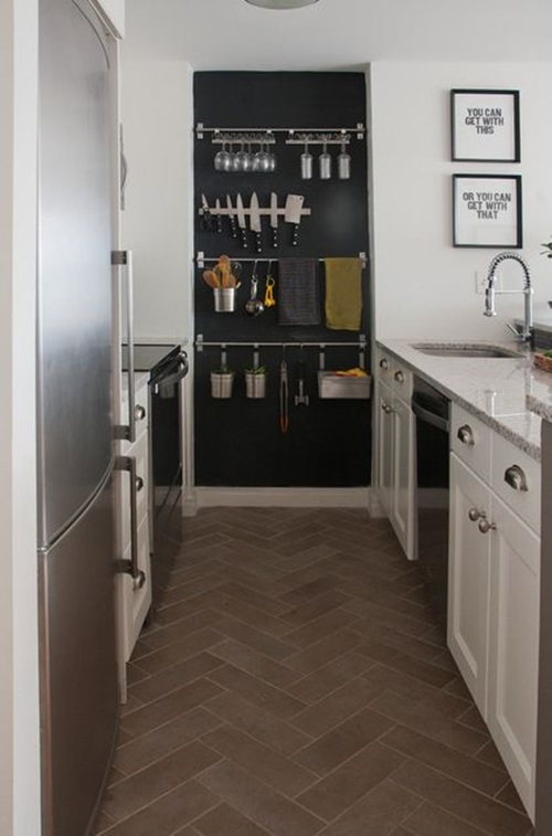 Smart Ways to Make Use of the Small Kitchen Space
