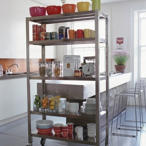 Extra Kitchen Shelves: Super Clever Shelving Ideas For Your Kitchen