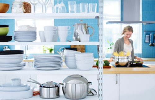 Super Clever Shelving Ideas for Your Kitchen
