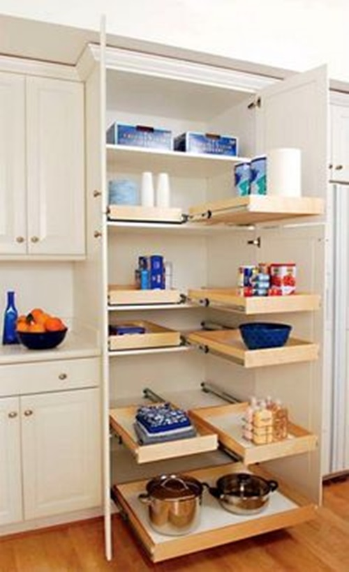 Super Clever Shelving Ideas For Your Kitchen Interior Design