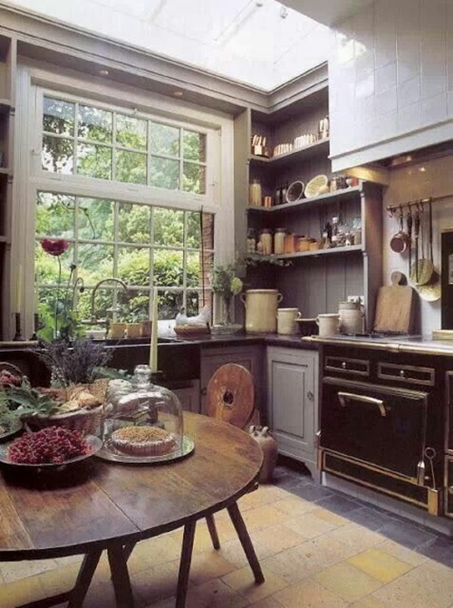 Super clever shelving ideas for your kitchen interior design - Super ktchen desgn dzayn ...