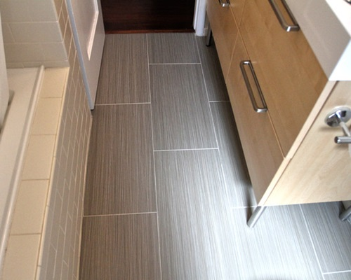 The different types and designs of ceramic tiles for Bathroom floor tile ideas