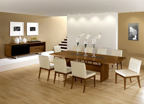 Unique Modern Dining Room Design Ideas