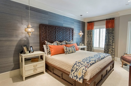 Unique Ways to Incorporate a Moroccan Décor to Your Modern Bedroom